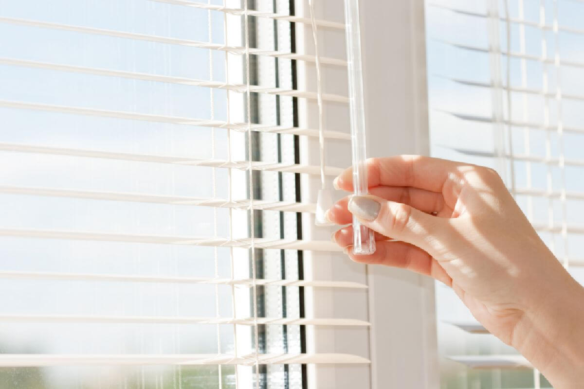 uPVC Window Blinds Herefordshire